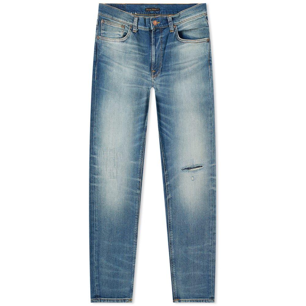 ヌーディージーンズ Nudie Jeans Co メンズ ジーンズ・デニム ボトムス・パンツ【nudie lean dean jean】Repairs