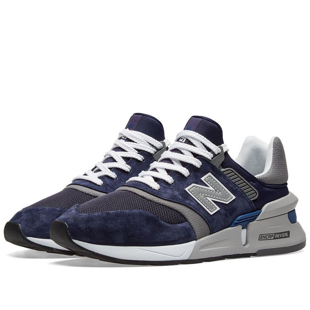 ニューバランス New Balance メンズ スニーカー シューズ・靴【ms997hgb】Pigment/Castlerock