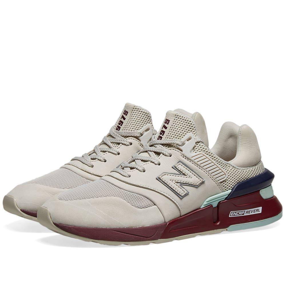 ニューバランス New Balance メンズ スニーカー シューズ・靴【ms997hg】Grey
