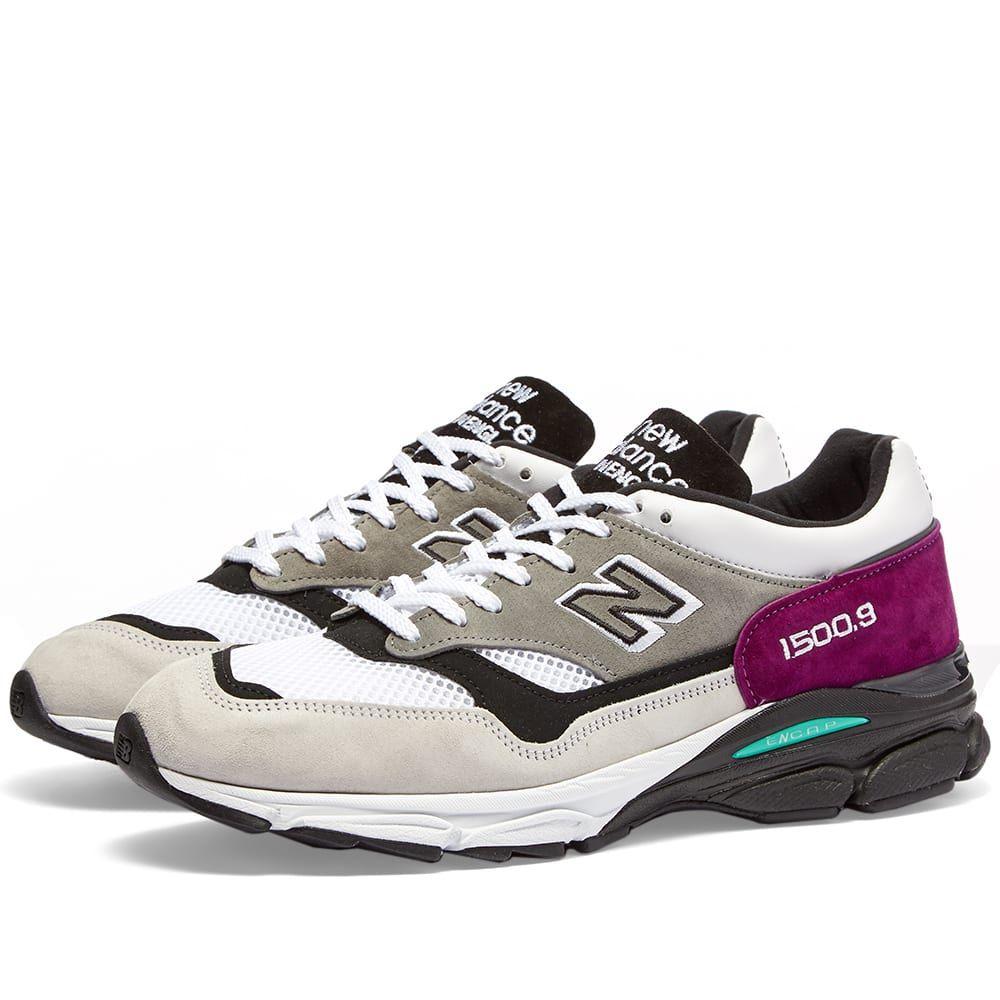 ニューバランス New Balance メンズ スニーカー シューズ・靴【m15009ec made in england】Grey/Purple/Black