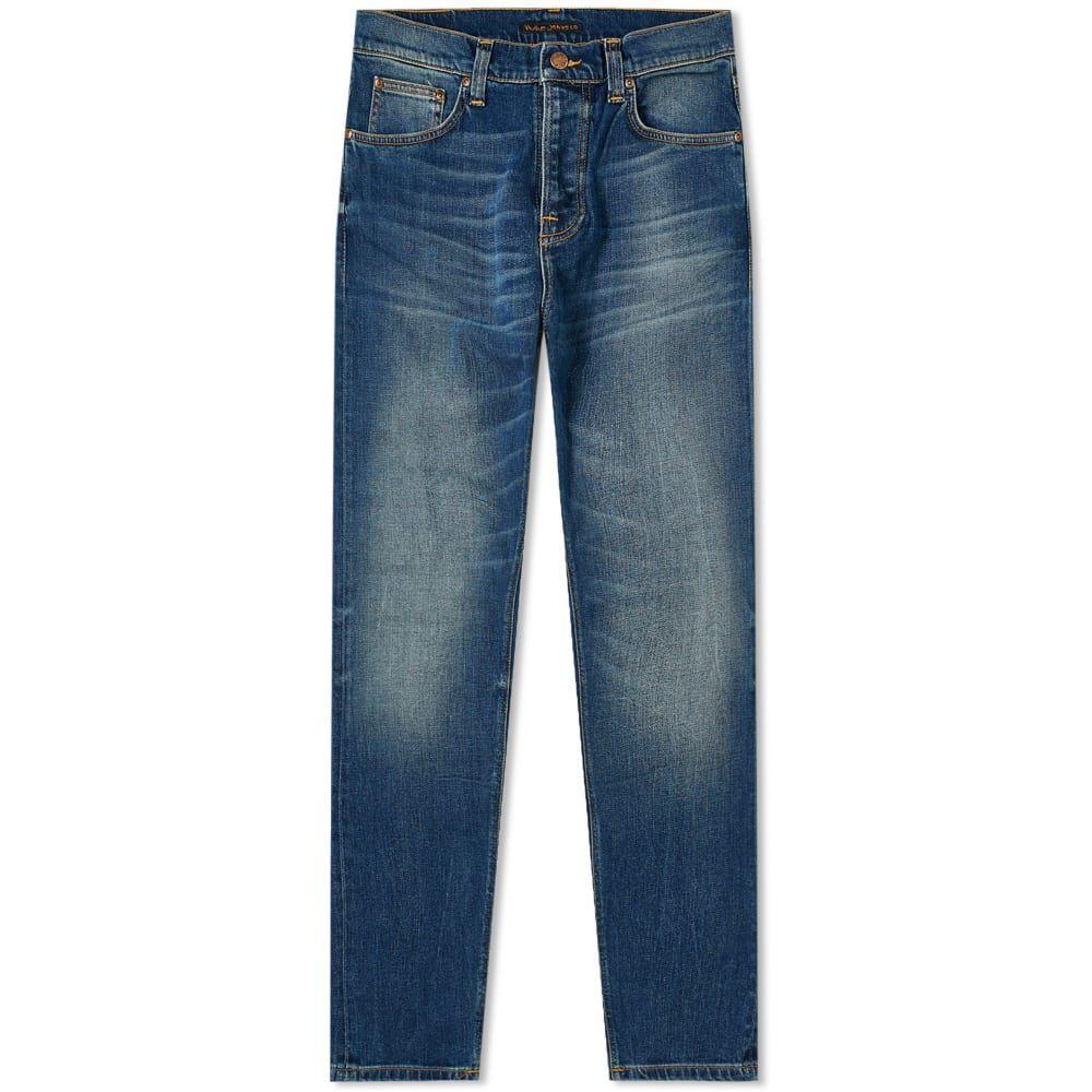 ヌーディージーンズ Nudie Jeans Co メンズ ジーンズ・デニム ボトムス・パンツ【nudie steady eddie】Indigo Shades