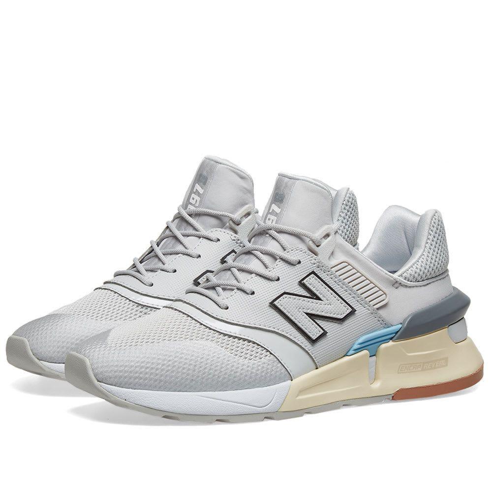 ニューバランス New Balance メンズ スニーカー シューズ・靴【ws997he】Grey