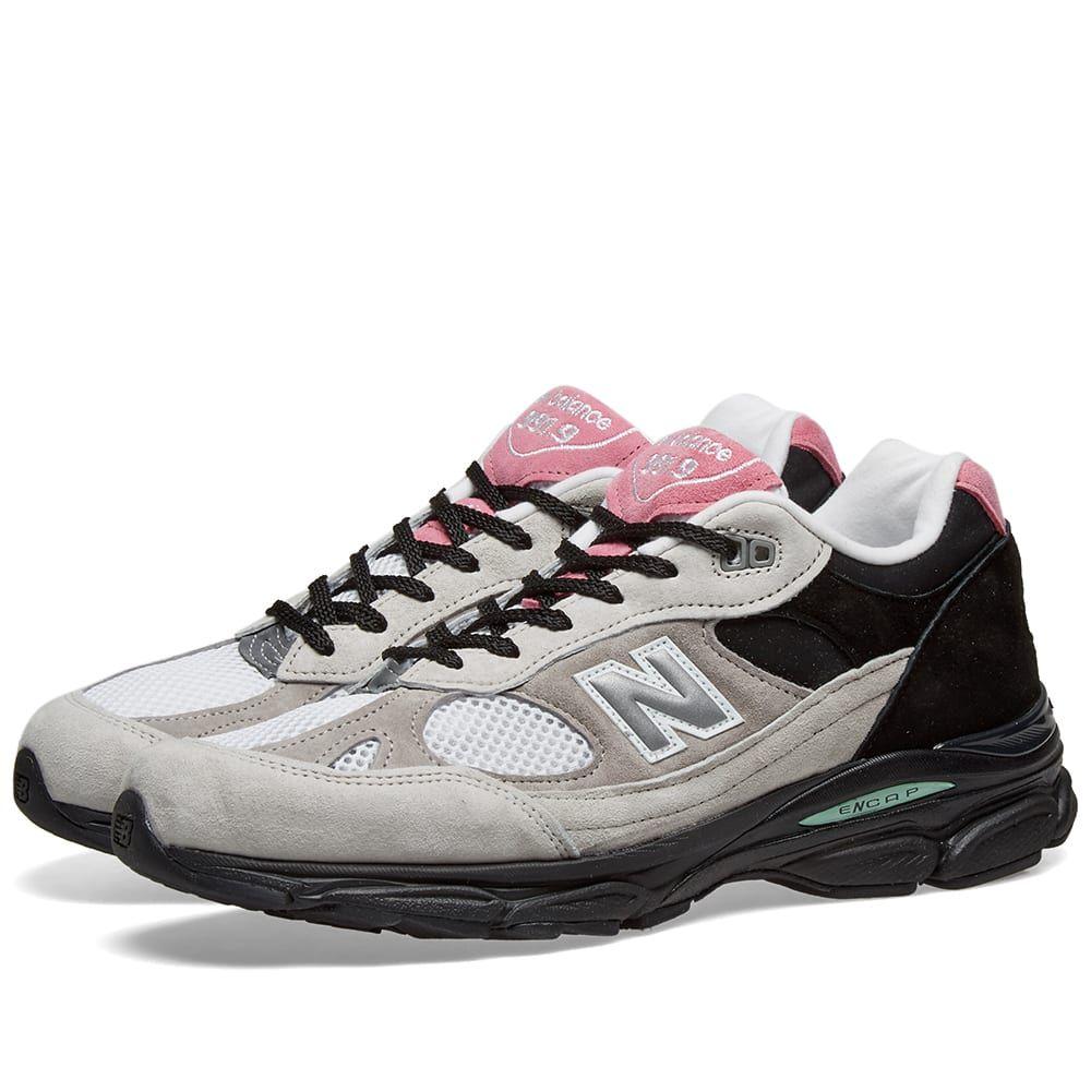 ニューバランス New Balance メンズ スニーカー シューズ・靴【m9919fr - made in england】Grey/Black