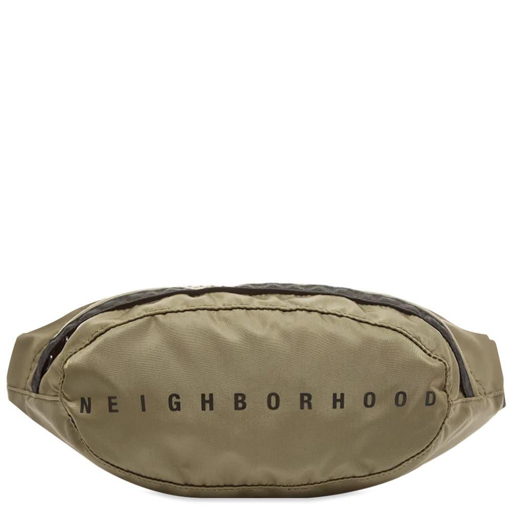 ネイバーフッド Neighborhood メンズ ボディバッグ・ウエストポーチ バッグ【waist bag】Olive Drab