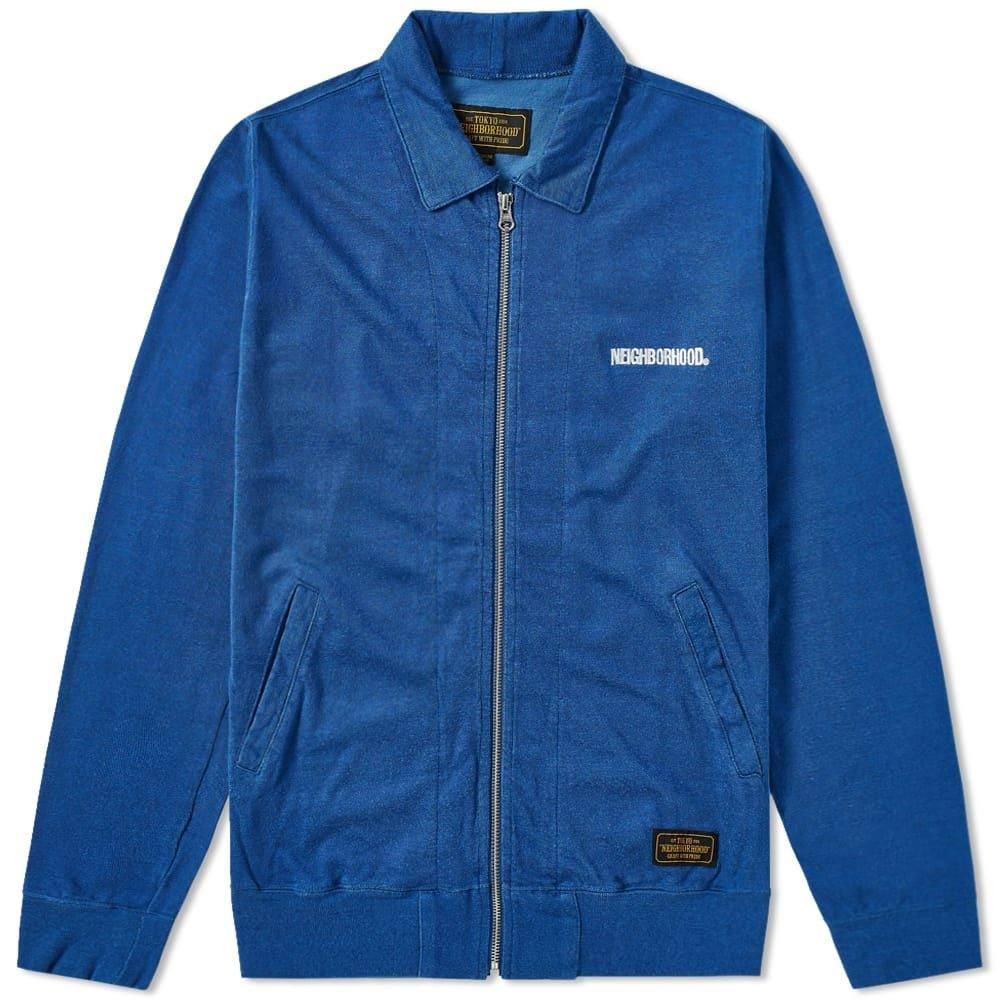 ネイバーフッド Neighborhood メンズ カーディガン トップス【squad cardigan】Blue