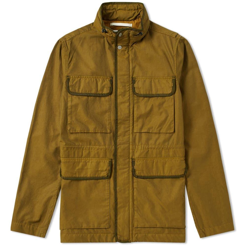ノースプロジェクト Norse Projects メンズ ジャケット アウター【skipper nylon jacket】Kelp Green