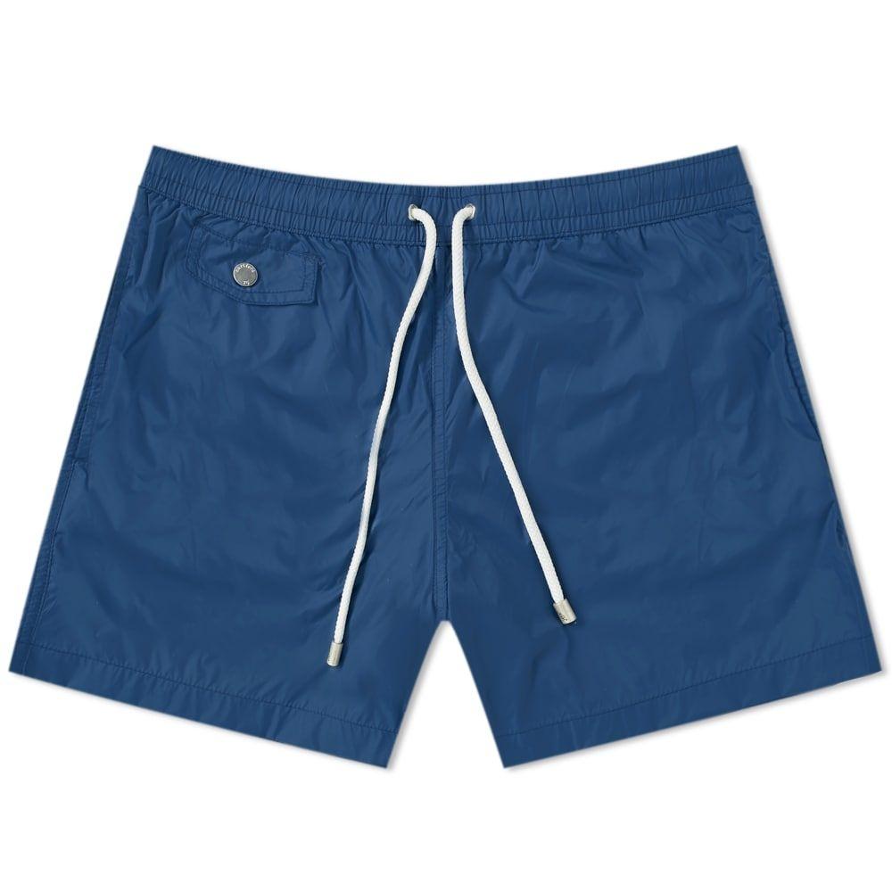 ハートフォード Hartford メンズ 海パン 水着・ビーチウェア【boxer swim short】Navy