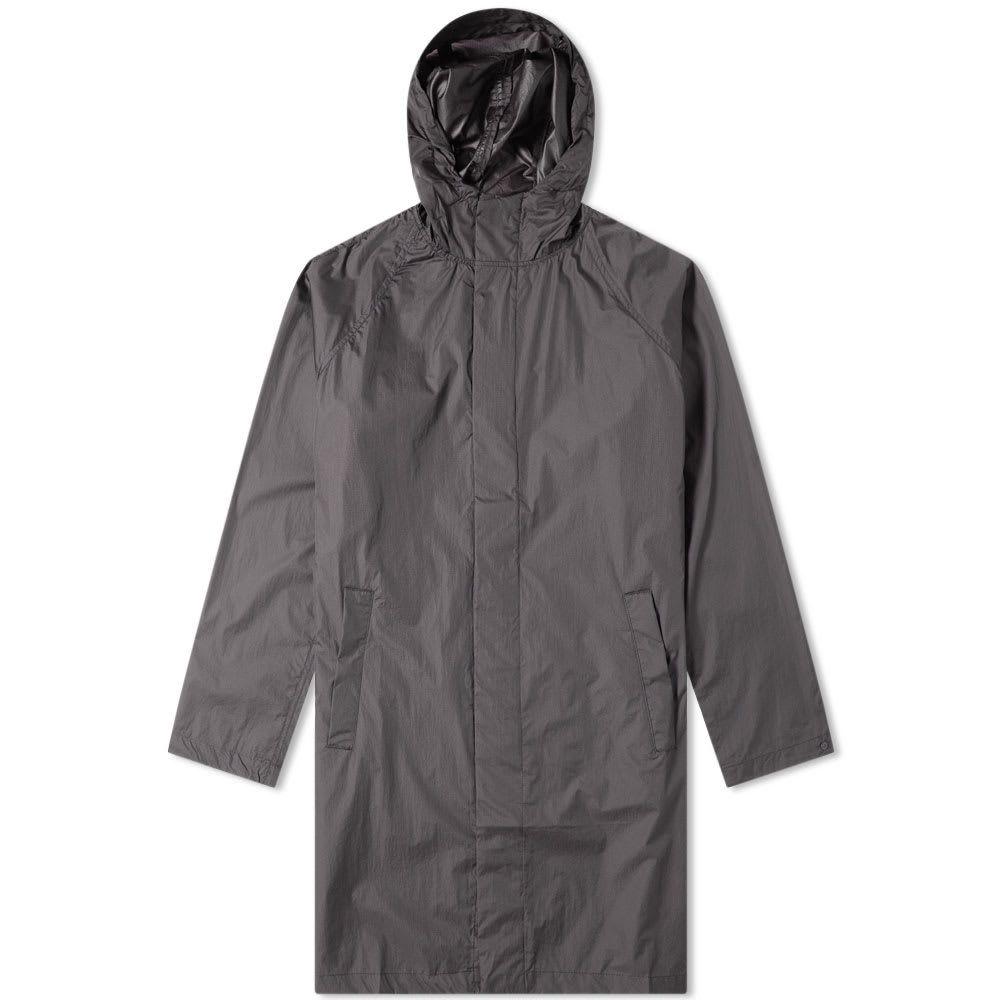 ノースプロジェクト Norse Projects メンズ レインコート アウター【elias light rain jacket】Magnet Grey