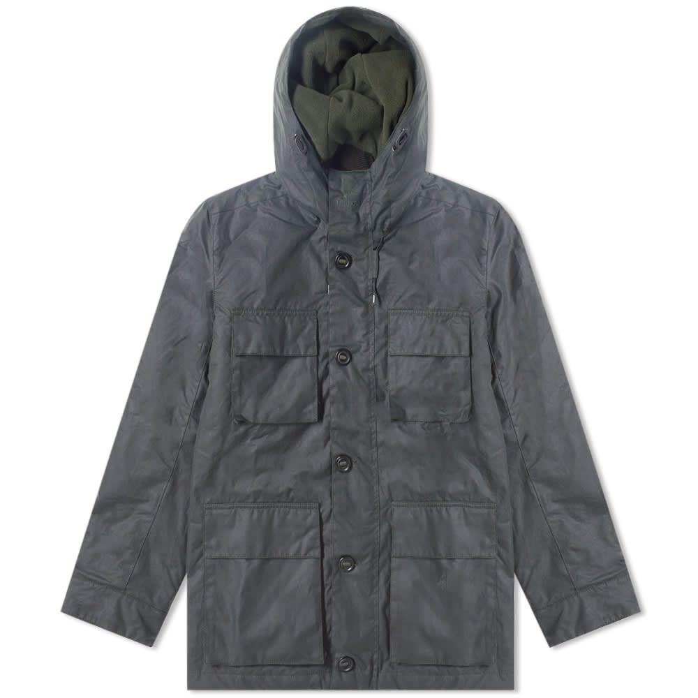 バーブァー Barbour メンズ ジャケット アウター【genoa wax jacket】Sage