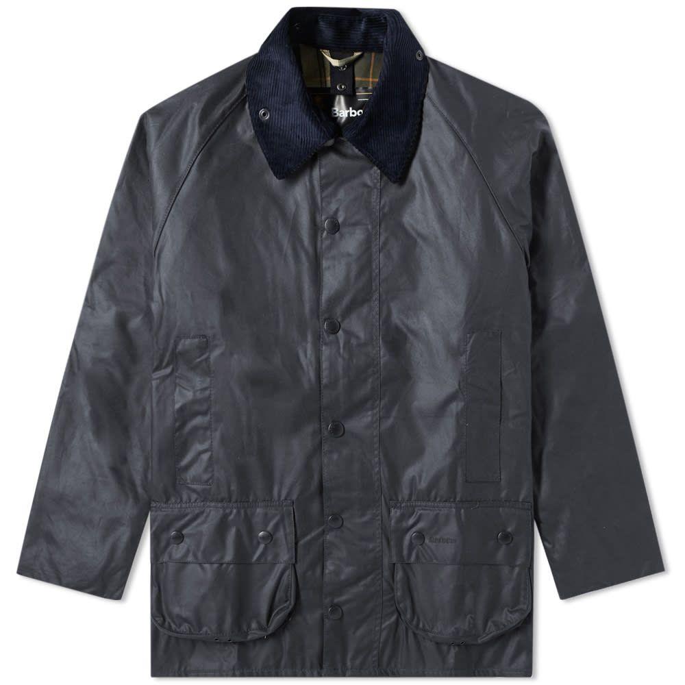 バーブァー Barbour メンズ ジャケット アウター【beaufort wax jacket】Navy