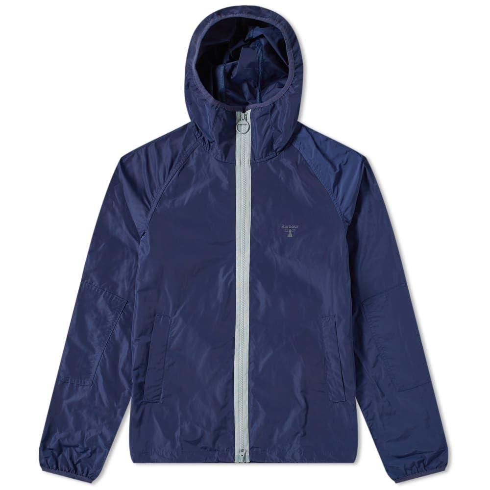 バーブァー Barbour メンズ ジャケット アウター【beacon col jacket】Regal Blue