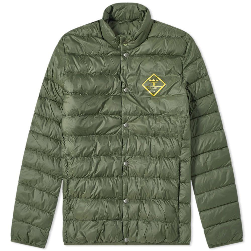 バーブァー Barbour メンズ ジャケット アウター【sergeant quilted jacket】Sage