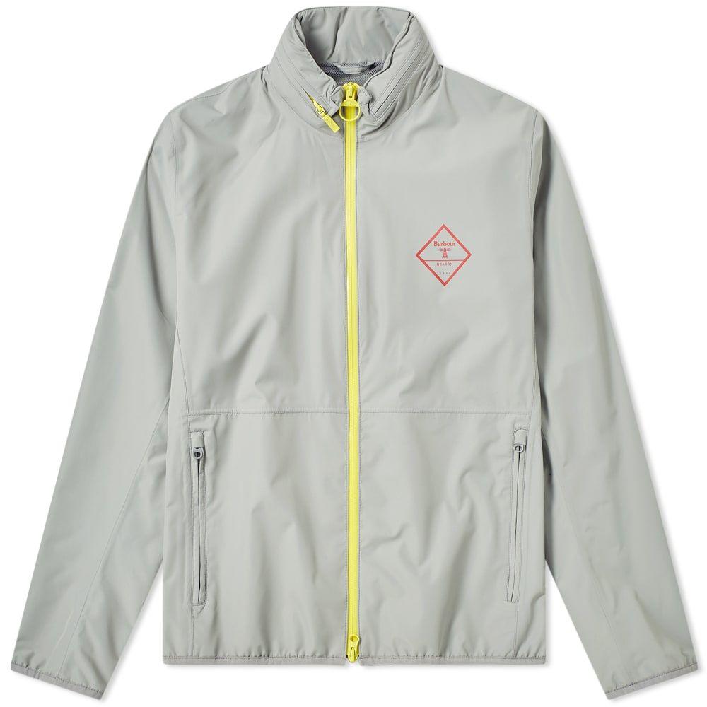 バーブァー Barbour メンズ ジャケット アウター【terrance jacket】Smoke