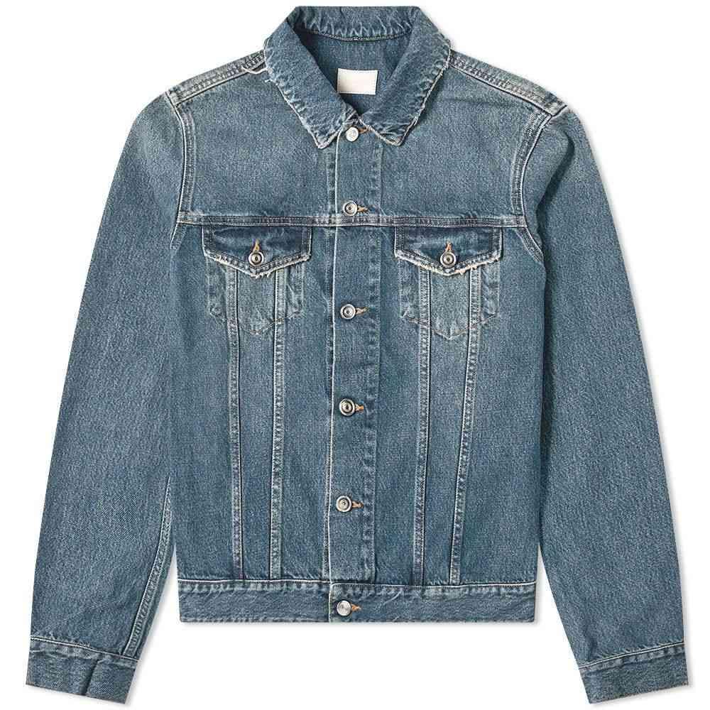 ハーモニー Harmony メンズ ジャケット Gジャン アウター【dimitri denim jacket】Dirty Vintage