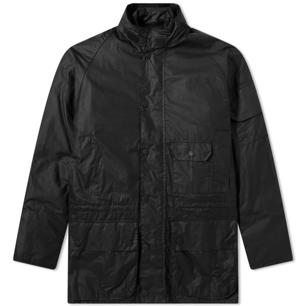 バーブァー Barbour メンズ ジャケット アウター【x ridley scott directors jacket】Black