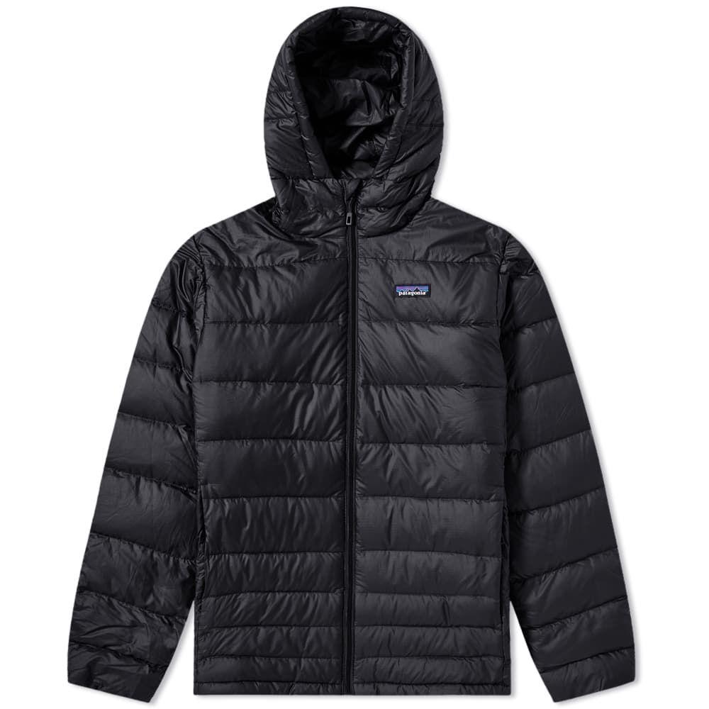 パタゴニア Patagonia メンズ ダウン・中綿ジャケット アウター【hi-loft down sweater hoody】Black