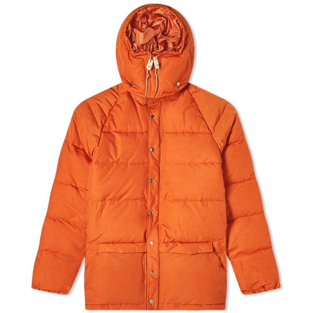 バテンウェア Battenwear メンズ ダウン・中綿ジャケット アウター【batten-down parka】Orange