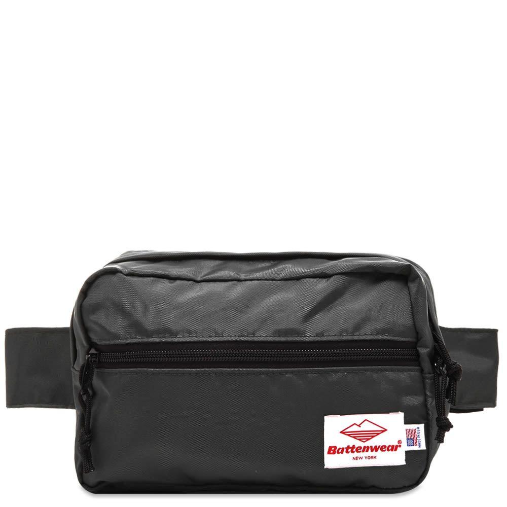 バテンウェア Battenwear メンズ ボディバッグ・ウエストポーチ バッグ【waist pack】Black