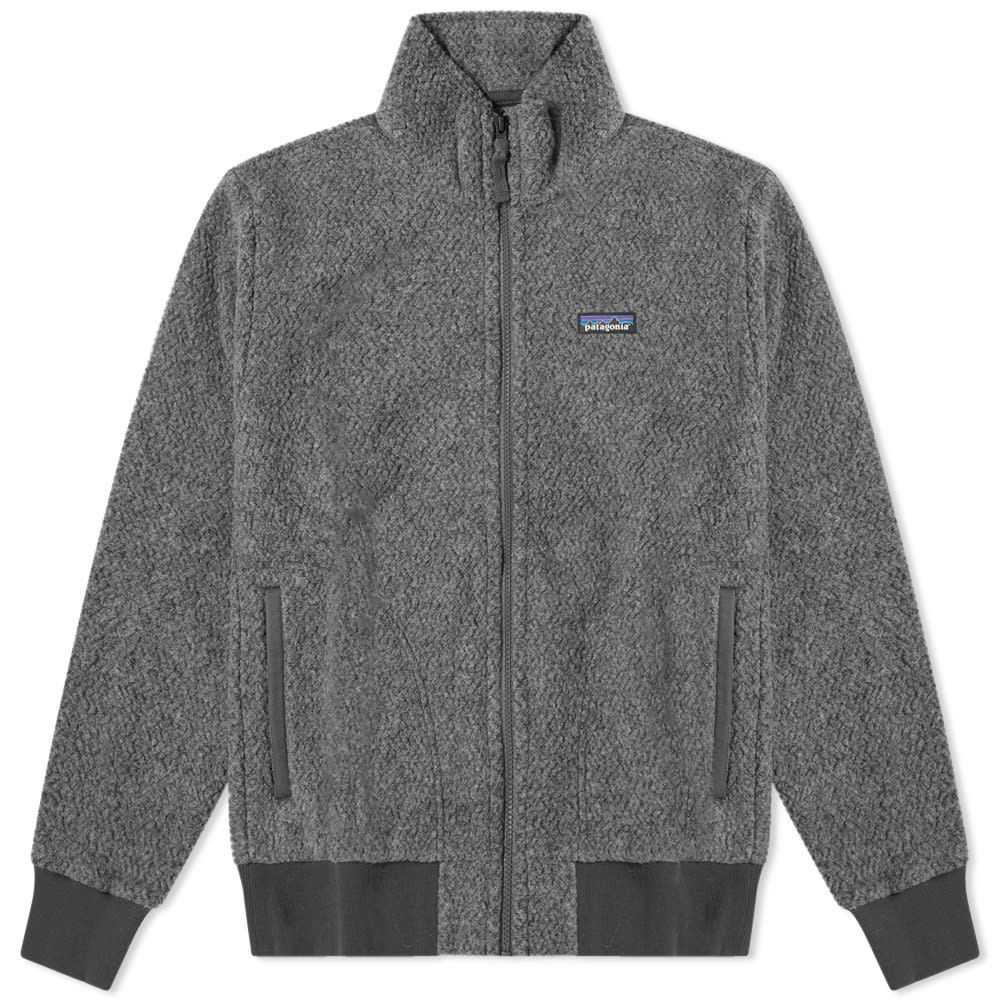 パタゴニア Patagonia メンズ フリース トップス【woolyester fleece jacket】Forge Grey