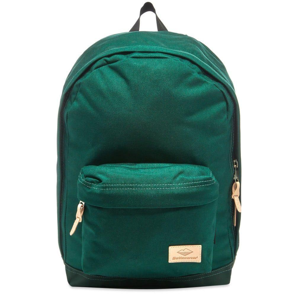バテンウェア Battenwear メンズ バックパック・リュック バッグ【battenpack】Green/Forest Green