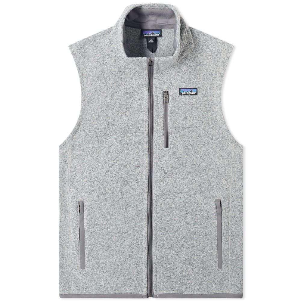 パタゴニア Patagonia メンズ ベスト・ジレ トップス【better sweater vest】Stonewash