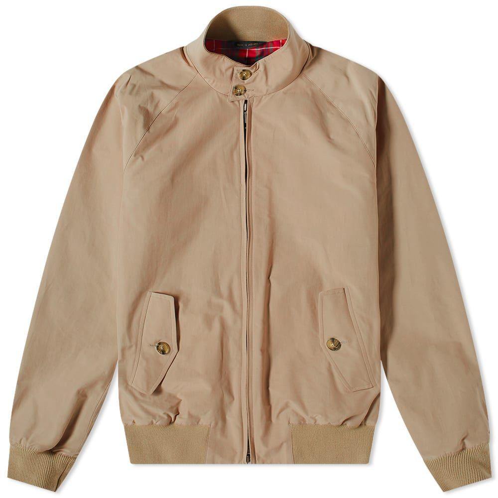 バラクータ Baracuta メンズ ジャケット スイングトップ アウター【g9 original harrington jacket】Tan