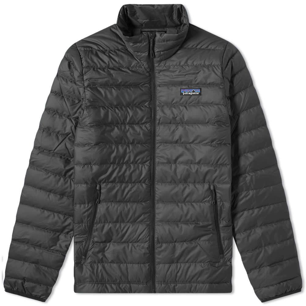 パタゴニア Patagonia メンズ ダウン・中綿ジャケット アウター【down sweater jacket】Black