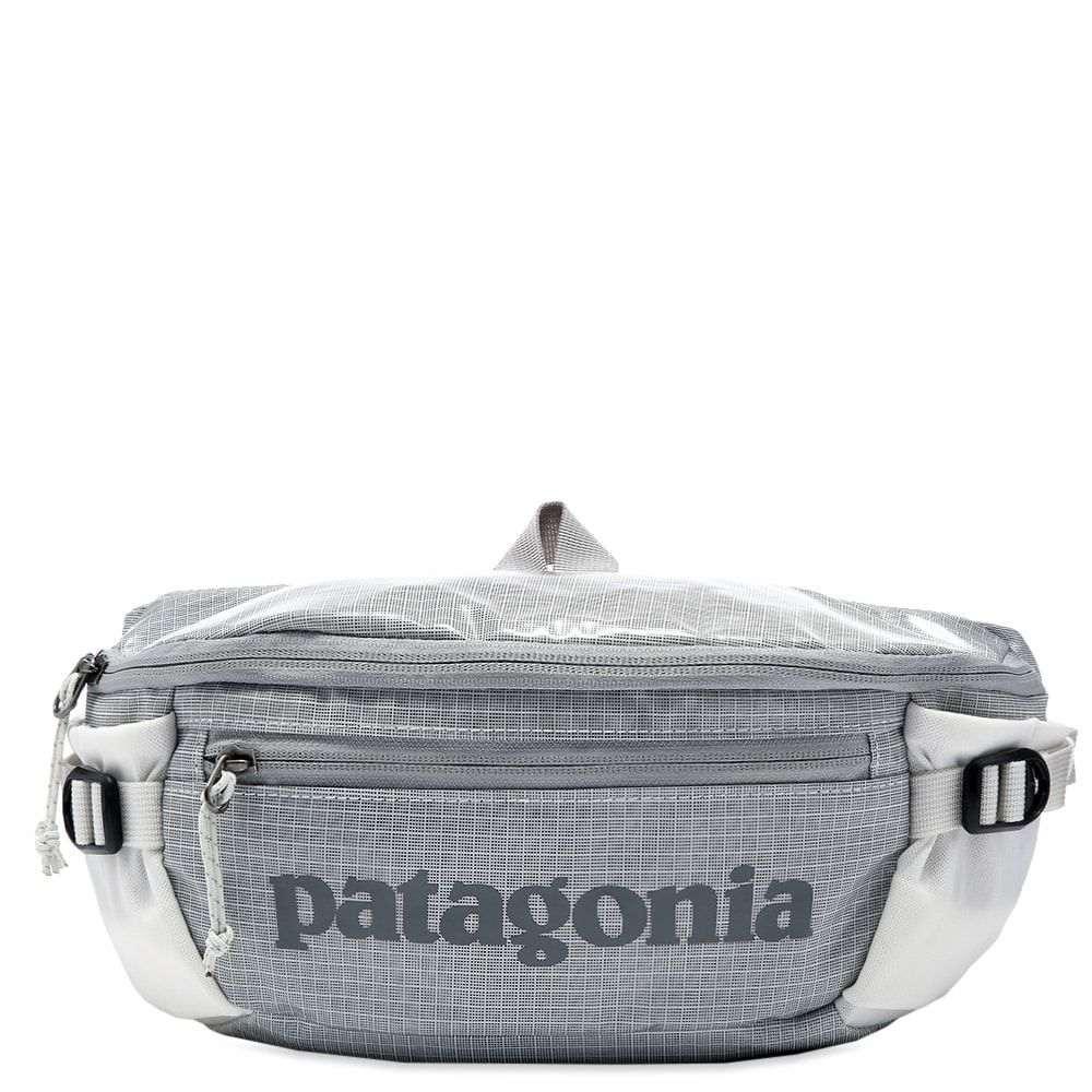 パタゴニア Patagonia メンズ ボディバッグ・ウエストポーチ バッグ【black hole waist pack】Birch White