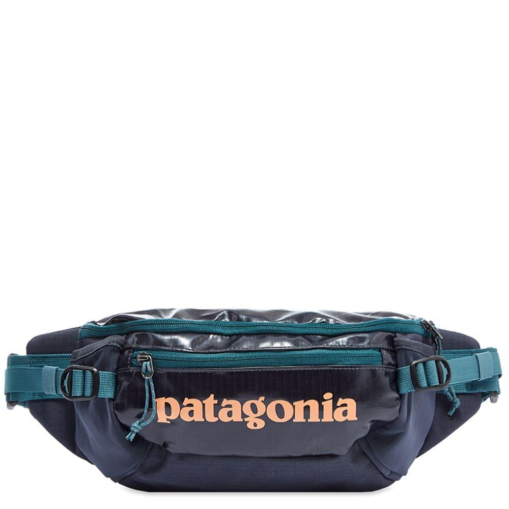 パタゴニア Patagonia メンズ ボディバッグ・ウエストポーチ バッグ【black hole waist pack】Smolder Blue