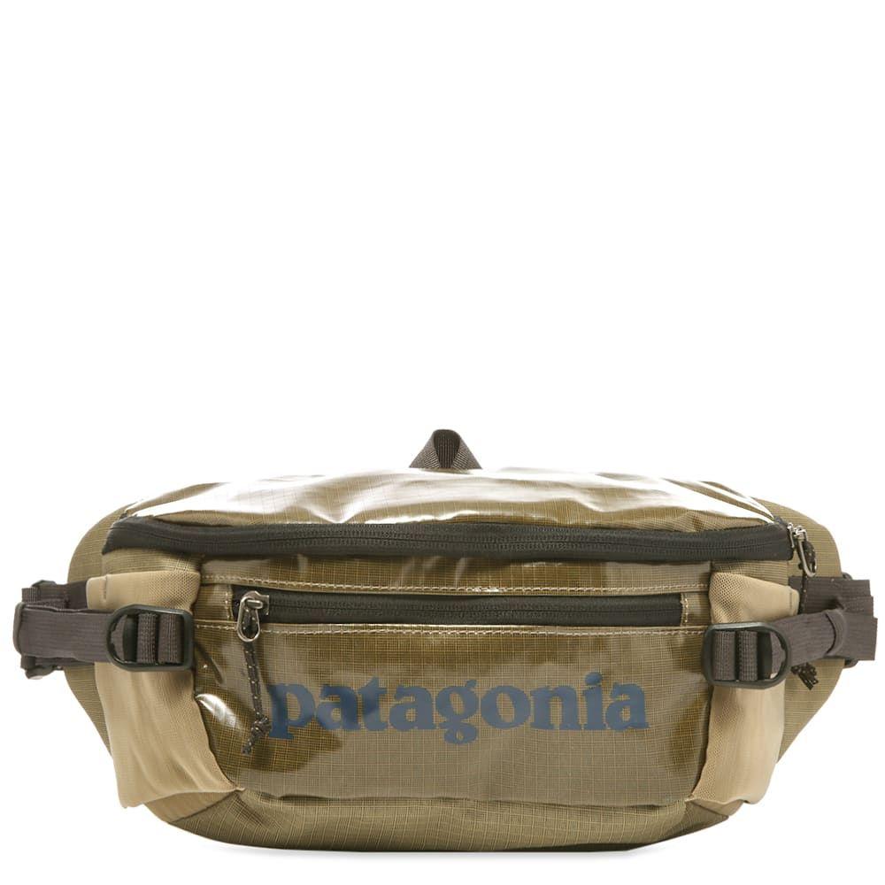 パタゴニア Patagonia メンズ ボディバッグ・ウエストポーチ バッグ【black hole waist pack】Sage Khaki