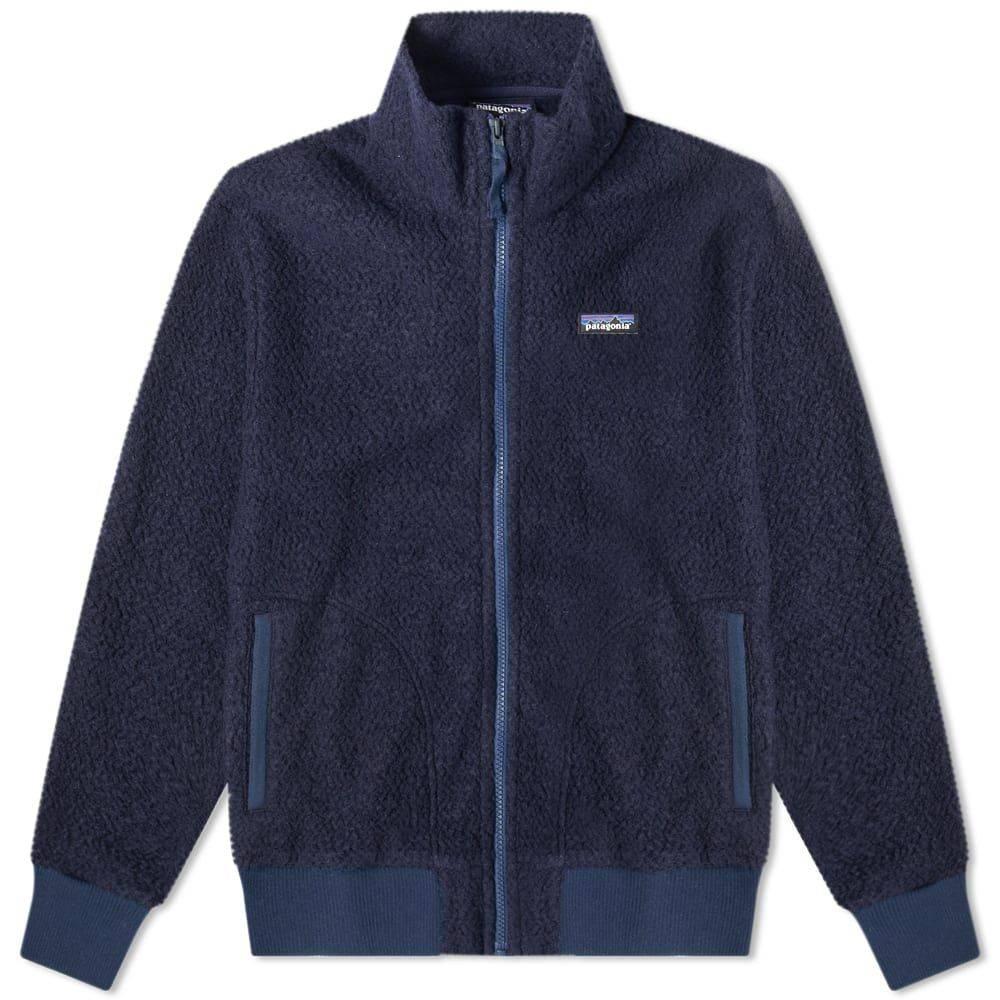 パタゴニア Patagonia メンズ フリース トップス【woolyester fleece jacket】Classic Navy