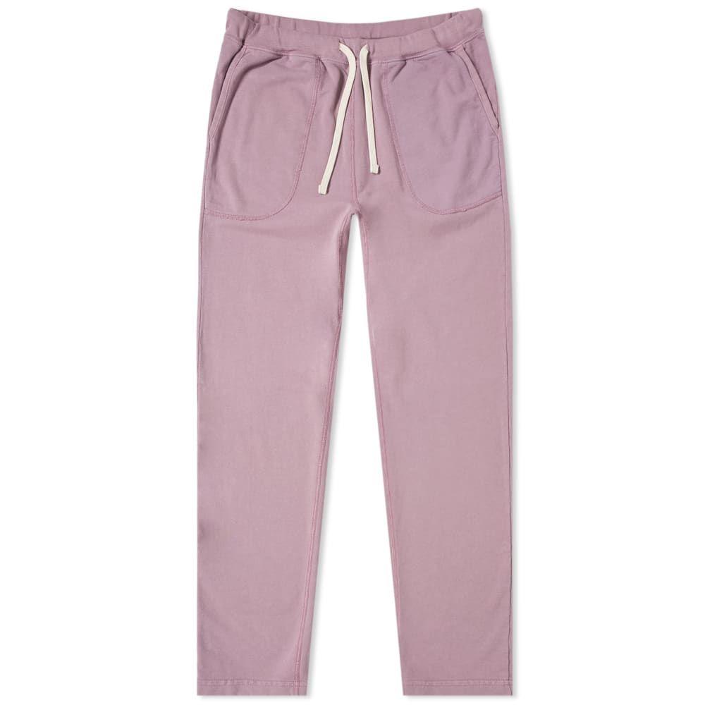 バテンウェア Battenwear メンズ スウェット・ジャージ ボトムス・パンツ【step-up sweat pant】Dark Lavender