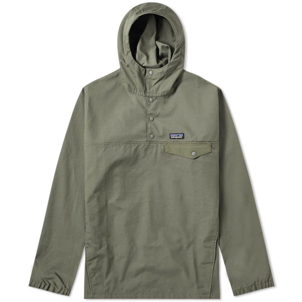 パタゴニア Patagonia メンズ フリース トップス【maple grove snap-t pullover jacket】Industrial Green