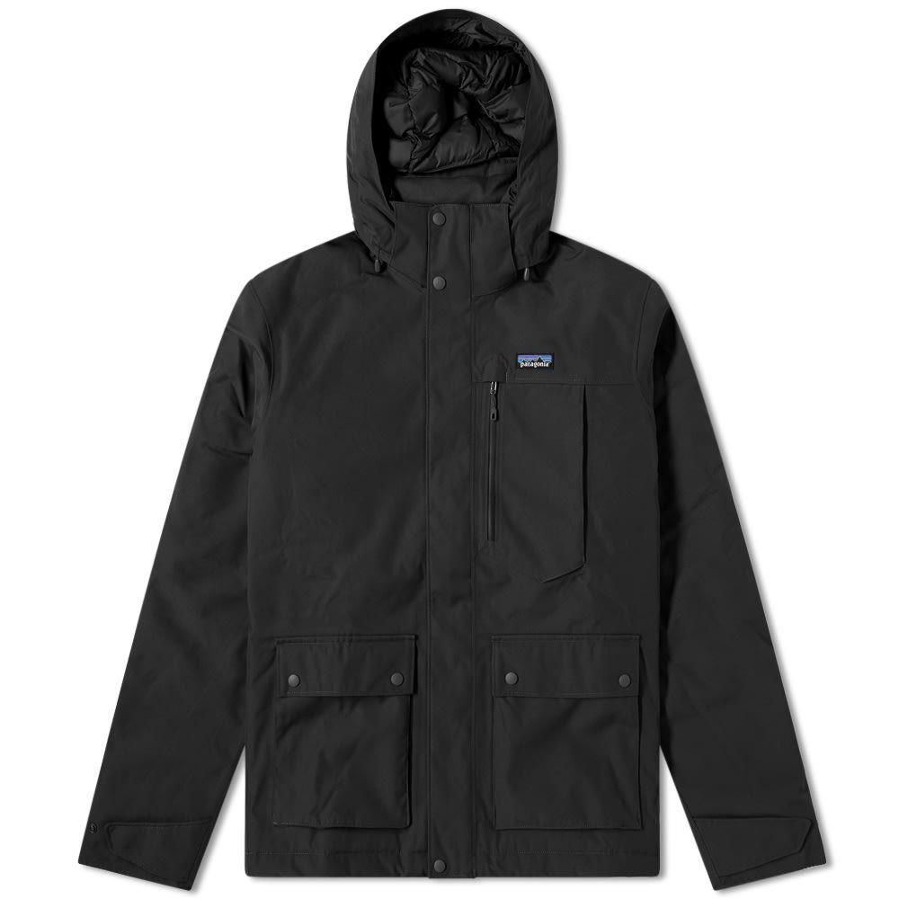 パタゴニア Patagonia メンズ ジャケット アウター【topley jacket】Black