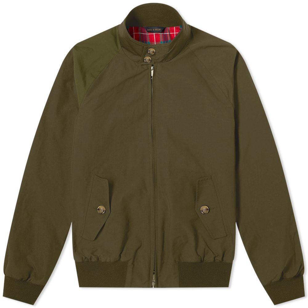バラクータ Baracuta メンズ ジャケット スイングトップ アウター【g9 original harrington jacket】Beech