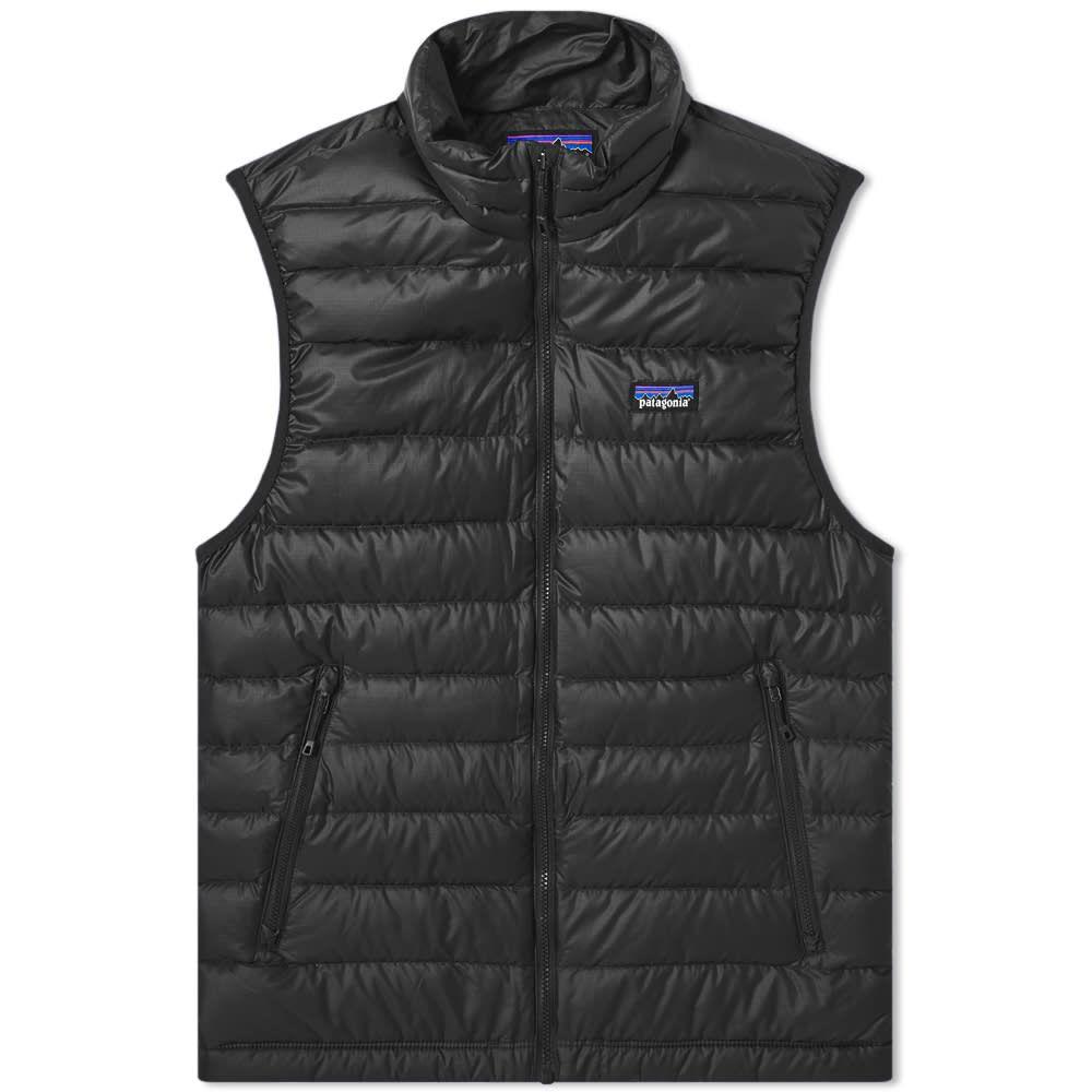 パタゴニア Patagonia メンズ ベスト・ジレ ダウンベスト トップス【down sweater vest】Black
