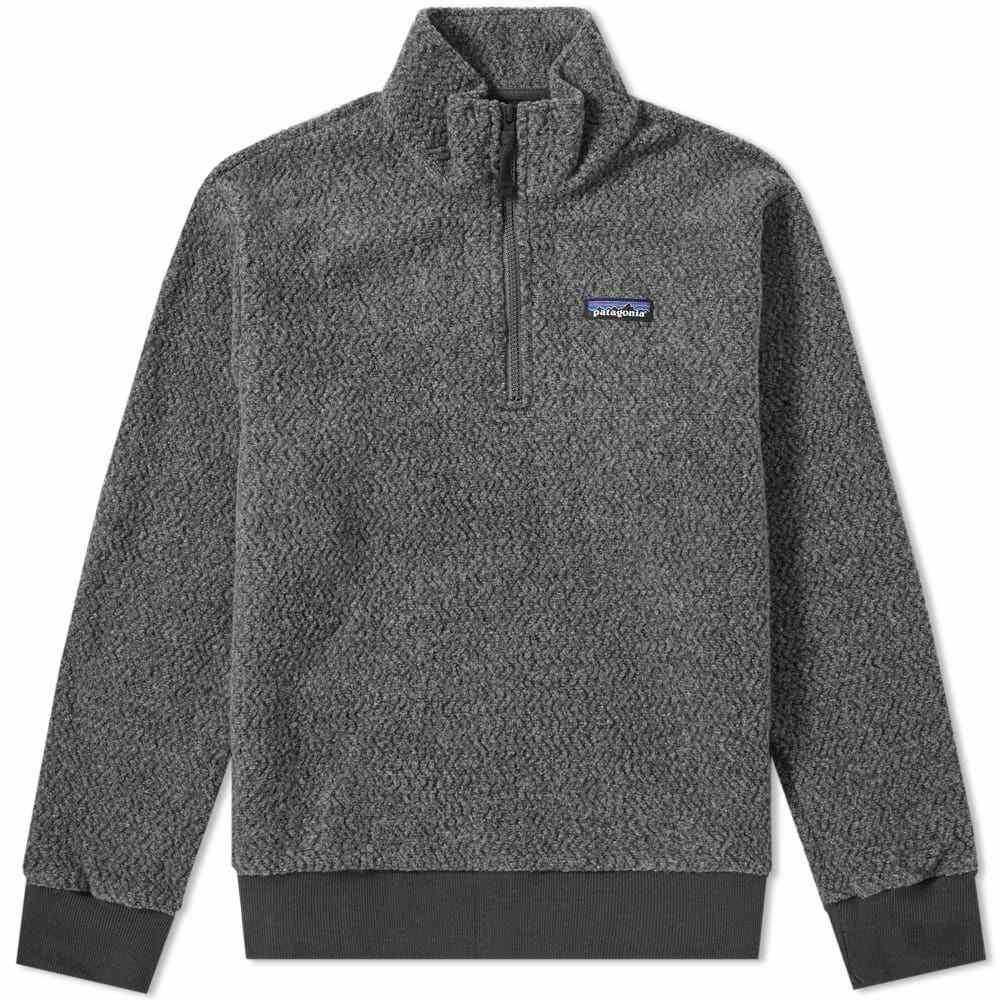 パタゴニア Patagonia メンズ フリース トップス【woolyester pullover fleece】Forge Grey