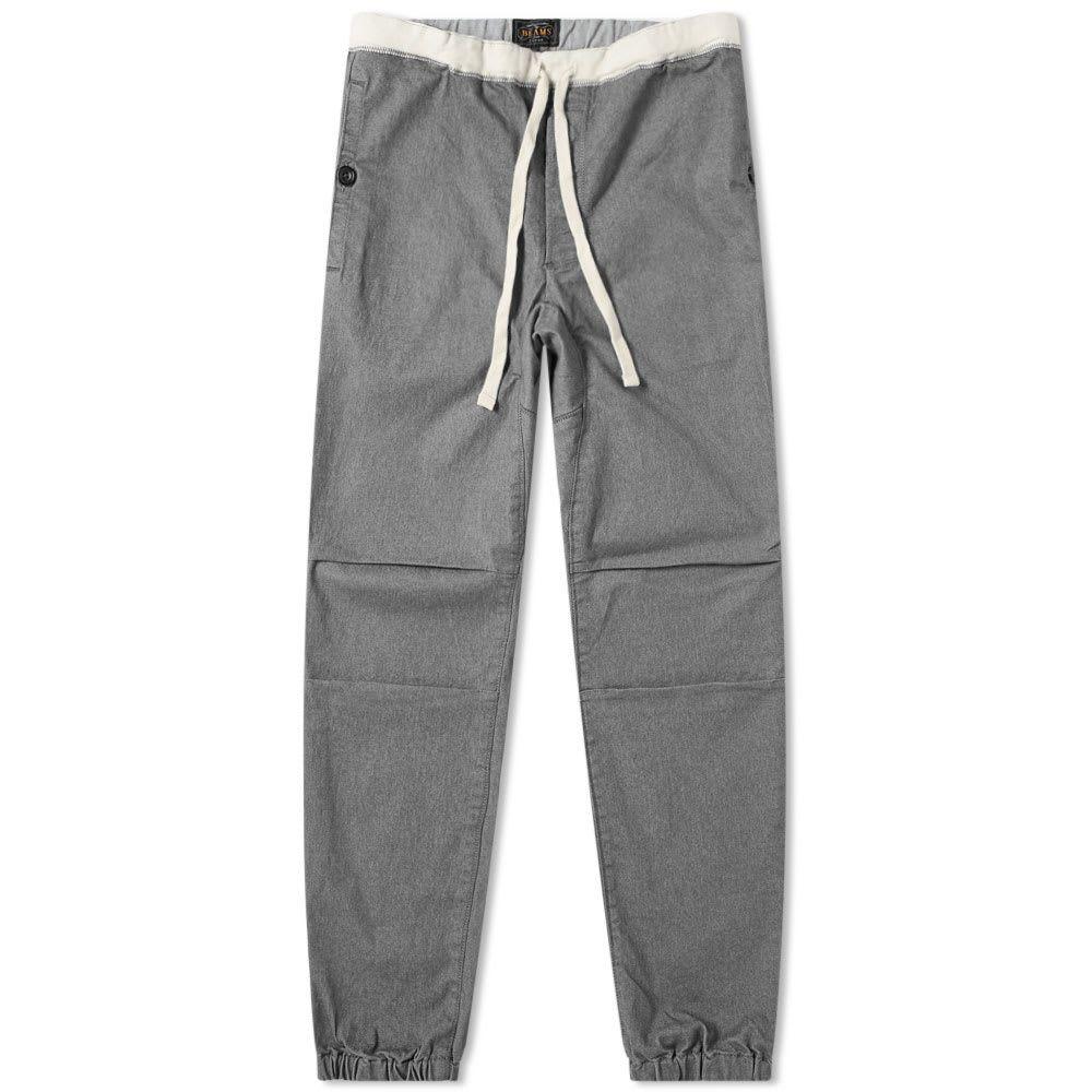 ビームス プラス Beams Plus メンズ スウェット・ジャージ ボトムス・パンツ【twill gym pant】Grey