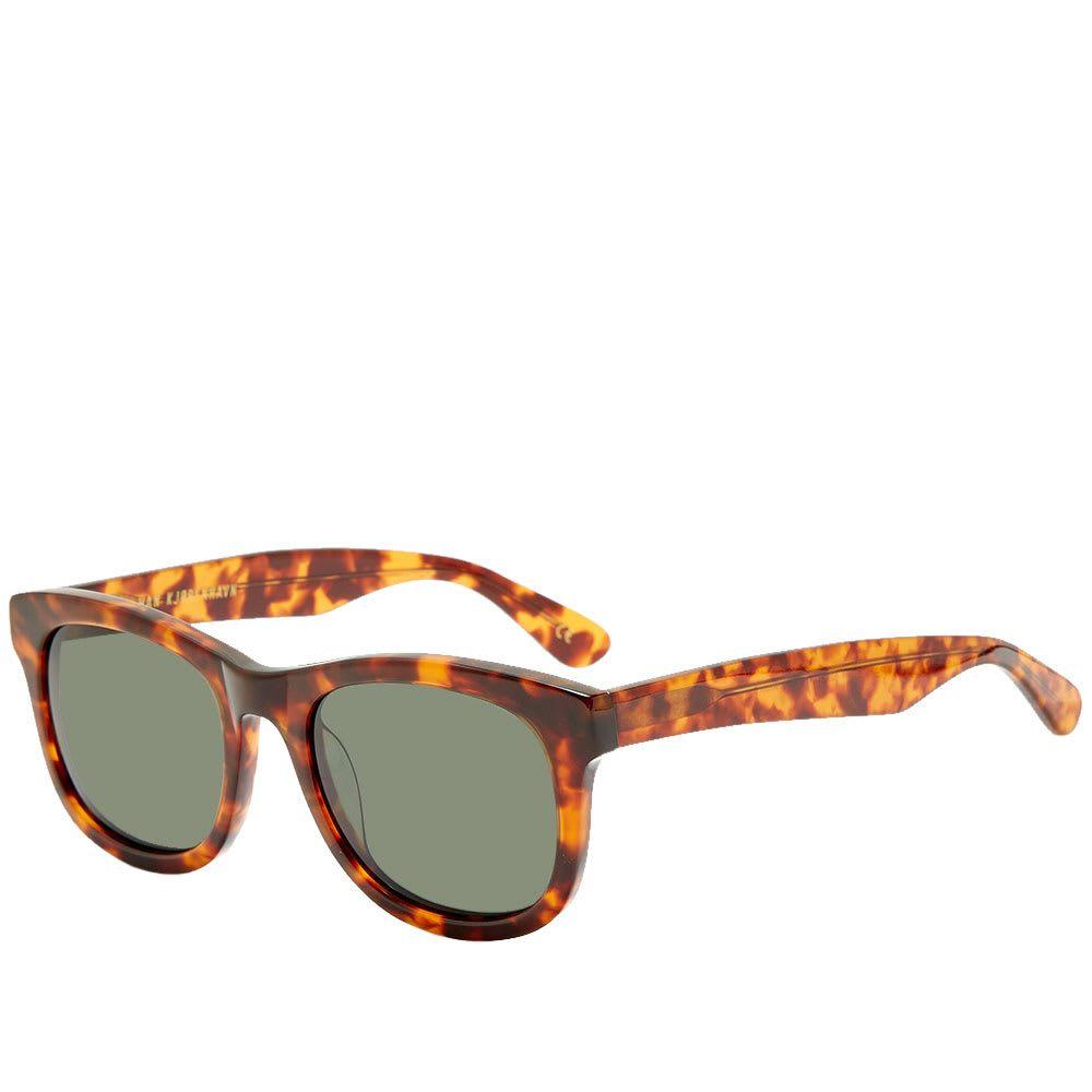 ハン コペンハーゲン Han Kjobenhavn メンズ メガネ・サングラス 【han wolfgang sunglasses】Amber