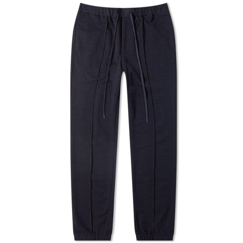 バレナ Barena メンズ ボトムス・パンツ 【elasticated waist field pant】Navy
