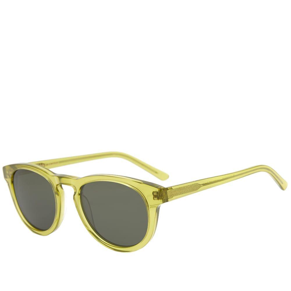 ハン コペンハーゲン Han Kjobenhavn メンズ メガネ・サングラス 【han timeless sunglasses】Transparent Green