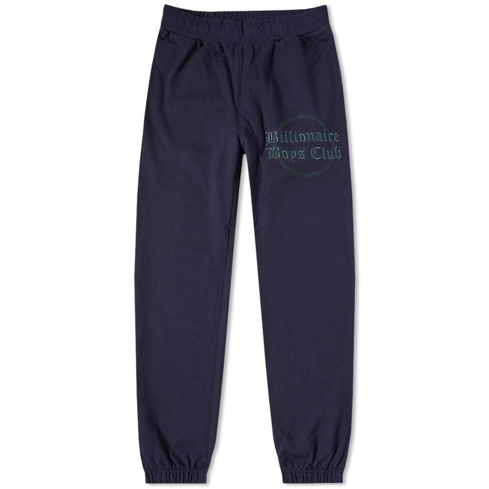 ビリオネアボーイズクラブ Billionaire Boys Club メンズ スウェット・ジャージ ボトムス・パンツ【college sweat pant】Navy