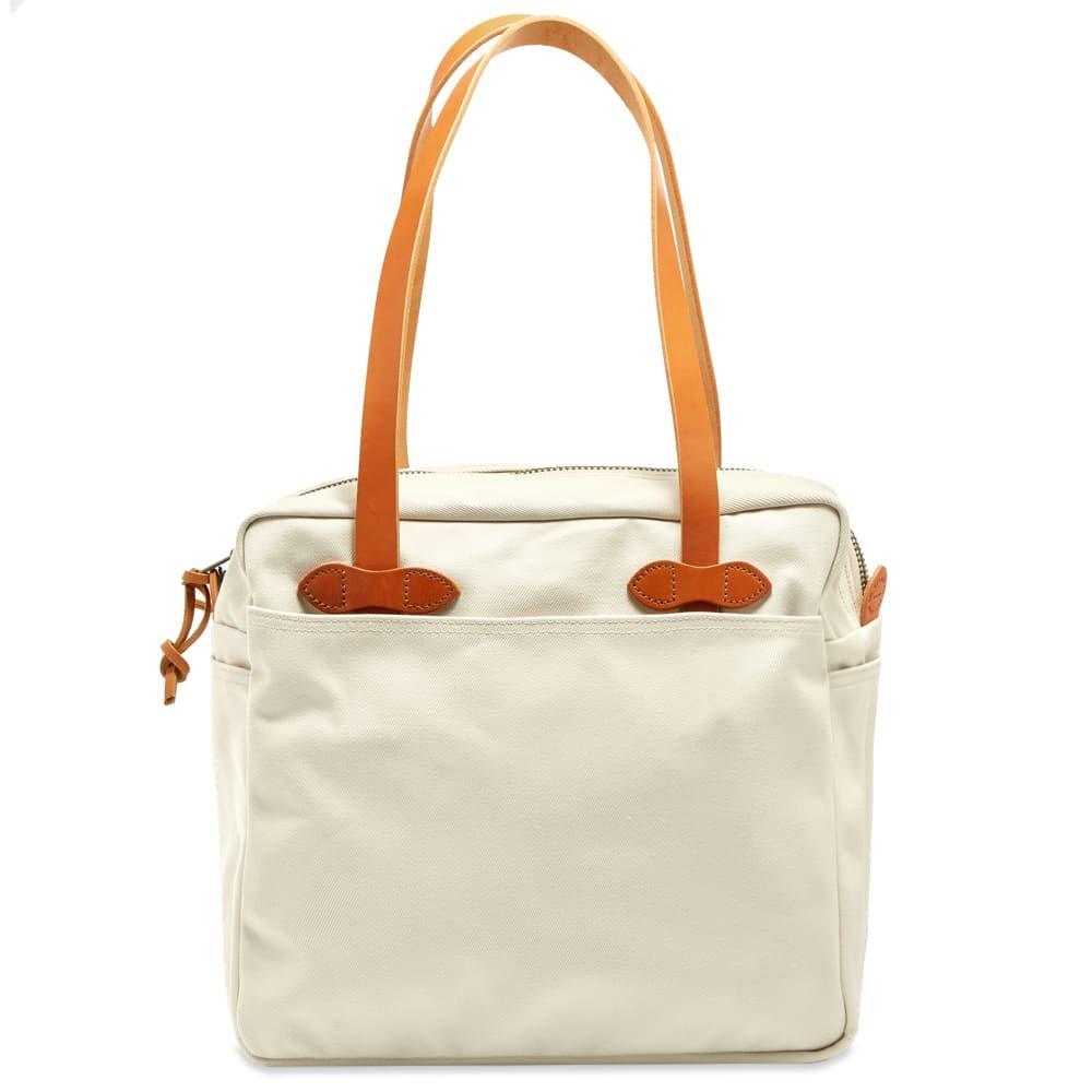 フィルソン Filson メンズ トートバッグ バッグ【zip tote bag】Natural