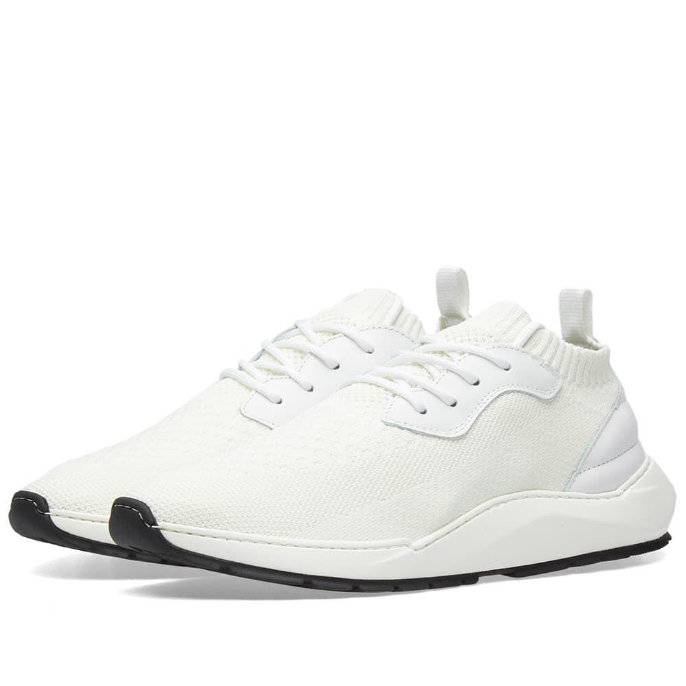 フィリング ピース Filling Pieces メンズ シューズ・靴 スニーカー【Speed Arch Runner Sneaker】White