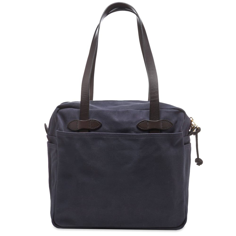 フィルソン Filson メンズ トートバッグ バッグ【zip tote bag】Navy