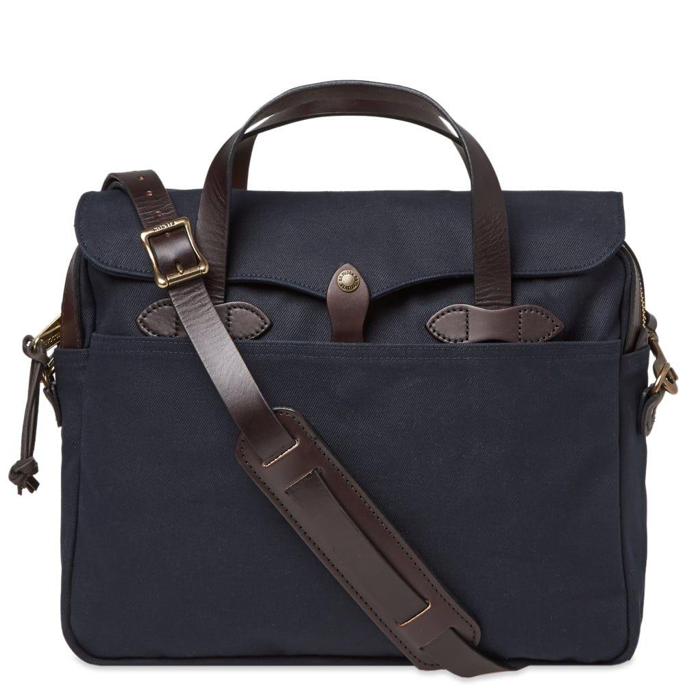 フィルソン Filson メンズ ビジネスバッグ・ブリーフケース バッグ【original briefcase】Navy