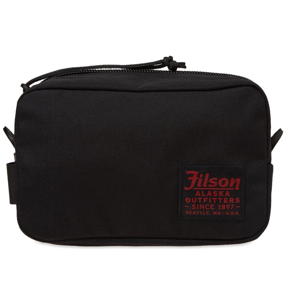 フィルソン Filson メンズ ポーチ 【travel pack】Dark Navy