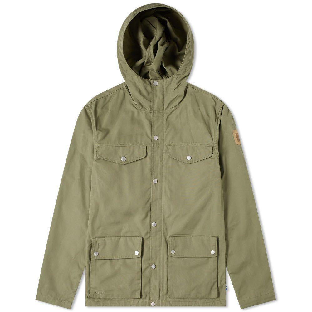 フェールラーベン Fjallraven メンズ ジャケット アウター【greenland jacket】Green