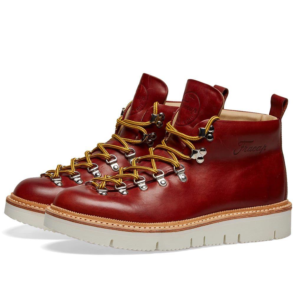 フラカップ Fracap メンズ シューズ・靴 ブーツ【M120 Cut Vibram Sole Zig-Zag Guardolo Scarponcino Boot】Arabian