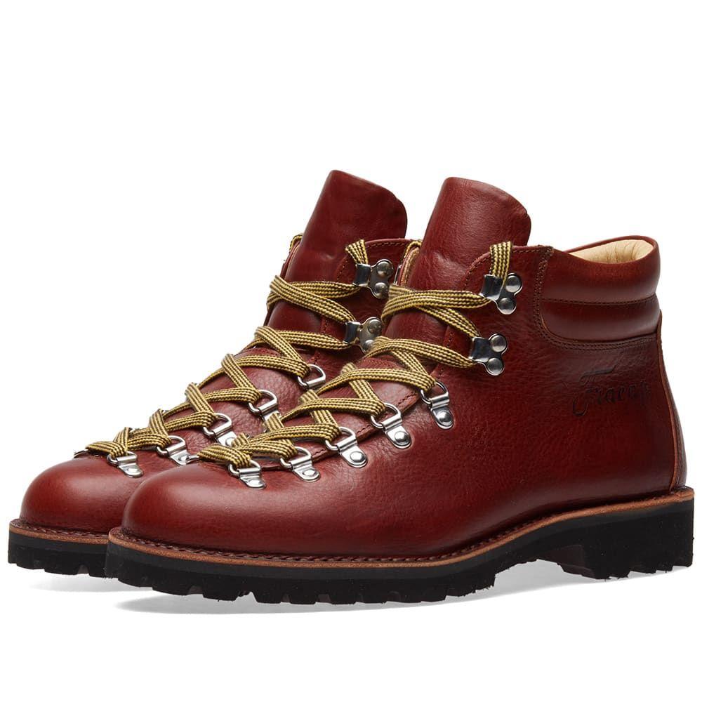 フラカップ Fracap メンズ シューズ・靴 ブーツ【M127 Roccia Sole Scarponcino Boot】Arabian